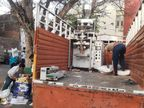 सीएम फ्लाइंग टीम के साथ की टाटा कंपनी के अधिकारियों ने मारा छापा, भारी मात्रा में नमक बरामद, कंपनी संचालक गिरफ्तार|पलवल,Palwal - Dainik Bhaskar