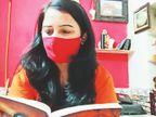 नवजाताें की देखभाल करते तीसरी बार संक्रमित हुईं नर्स, लेकिन जज्बा नहीं डगमगाया, बोलीं- जल्द अस्पताल लौटूंगी, वहां मेरी ज्यादा जरूरत|जोधपुर,Jodhpur - Dainik Bhaskar