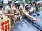 पुलिस से सवाल- गर्लफ्रैंड से मिलने गाड़ी पर कौन सा स्टीकर लगाकर जाएं, जवाब- अक्सर दूरियां चाहने वालों को करीब लाती हैं|मुंबई,Mumbai - Dainik Bhaskar
