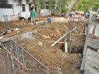 ऑक्सीजन प्लांट लगाने की तैयारी, ढांचे का निर्माण शुरू; प्रदेश में 37 प्लांट बन रहे हैं|गुना,Guna - Dainik Bhaskar