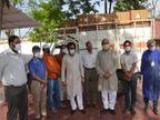जिले को 6500 रेमडेसिविर इंजेक्शन और चार टैंकर ऑक्सीजन मिला, सांसद राकेश सिंह का दावा, अब नहीं होने पाएगी किल्लत|जबलपुर,Jabalpur - Dainik Bhaskar