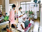 बीमा कंपनियों को अन्य बीमारियों की ही तरह हॉस्पिटल में कोरोना का कैशलेस इलाज करने का आदेश, नहीं माने तो होगी कार्रवाई|बिजनेस,Business - Money Bhaskar