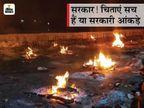 कोरोना संक्रमिताें के 100 शव, इनमें 66 भोपाल और 34 बाहर के; 18 सामान्य शवों का अंतिम संस्कार|मध्य प्रदेश,Madhya Pradesh - Dainik Bhaskar