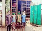 नारायणपुर में आईटीबीपी के जवानों की हत्या में शामिल 4 नक्सलियों को जवानों ने दबोचा, अलग-अलग घटनाओं में दो जवानों की हुई थी शहादत | छत्तीसगढ़, छत्तीसगढ़ - दैनिक भास्कर