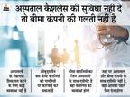 अस्पतालों के खिलाफ शिकायत के लिए नहीं है कोई प्लेटफॉर्म, बीमा कंपनियों की गलती पर कार्रवाई कर सकता है लोकपाल|बिजनेस,Business - Money Bhaskar