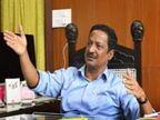 कोविड केयर सेंटर के लिए रिटायर्ड डॉक्टर्स की सेवाएं लेगा प्रशासन, एडवाइजर मनोज परिदा ने की अपील|चंडीगढ़,Chandigarh - Dainik Bhaskar