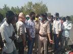 औरगाबांद में शादी समारोह में शामिल होकर बाइक से अरवल लौट रहे थे दोनों, NH पर अज्ञात वाहन ने रौंदा|औरंगाबाद (बिहार),Aurangabad (Bihar) - Dainik Bhaskar