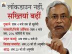 4 बजे तक बंद होंगी सभी दुकानें-ऑफिस; शादी-श्राद्ध में भी आनेवालों की संख्या घटी; कोरोना से जान गंवाने वालों का अंतिम संस्कार सरकार के जिम्मे|बिहार,Bihar - Dainik Bhaskar
