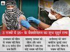 महाराष्ट्र, राजस्थान और छत्तीसगढ़ ने टाला 18+ वैक्सीनेशन, वैक्सीन सप्लाई की कमी को बताया सबसे बड़ी वजह|देश,National - Dainik Bhaskar