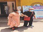 18 से 44 साल एजग्रुप के लिए प्रशासन ने सीरम इंस्टीट्यूट काे भेजा 1 लाख डाेज का ऑर्डर|चंडीगढ़,Chandigarh - Dainik Bhaskar