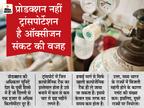 जरूरत से ज्यादा उत्पादन करने वाले भारत में क्यों पैदा हुआ इतना बड़ा ऑक्सीजन संकट? अब इस चुनौती से कैसे निपटा जा रहा है|DB ओरिजिनल,DB Original - Dainik Bhaskar
