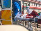 सतना के रैगांव से भाजपा विधायक जुगल किशोर भोपाल के बंसल अस्पताल में भर्ती, हालत स्थिर|सतना,Satna - Dainik Bhaskar