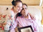 98 साल के दिलीप कुमार हॉस्पिटल में भर्ती, सायरा बोलीं- रूटीन चेकअप करवाने आए थे, अब घर जा रहे हैं बॉलीवुड,Bollywood - Dainik Bhaskar