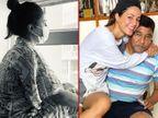 कोविड पॉजिटिव हिना ने पिता को खोने के बाद इमोशनल होकर लिखा- 'मैं वो लाचार बेटी हूं जो मां के साथ भी नहीं रह सकती'|बॉलीवुड,Bollywood - Dainik Bhaskar