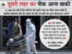 कोविड टास्क फोर्स ने कहा- संक्रमण की चेन तोड़ने के लिए 15 दिन लॉकडाउन जरूरी, सरकार आज फैसला ले सकती है|देश,National - Dainik Bhaskar