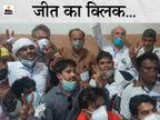 अजय टंडन 17 हजार से ज्यादा वोटों से जीते, भाजपा प्रत्याशी राहुल सिंह ने कहा- पूर्व मंत्री मलैया की वजह से हारे|दमोह,Damoh - Dainik Bhaskar