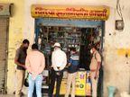 सतना के बाद रीवा में जिला प्रशासन की ताबड़तोड़ कार्रवाई, 70 ऑक्सीजन से भरे सिलेंडर जब्त, भारी मात्रा में खाली सिलेंडर भी बरामद|रीवा,Rewa - Dainik Bhaskar