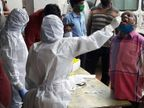 पिछले 24 घंटे में मिले 6323 नए पॉजिटिव मरीज, 159 संक्रमितों की हुई मौत; एक्टिव केस पहुंचा 58 हजार के पार|रांची,Ranchi - Dainik Bhaskar