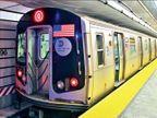 125 साल पुरानी न्यूयॉर्क मेट्रो बंदी की कगार पर, पहले 55 लाख यात्री रोज थे, अब चार लाख भी नहीं करते सफर|विदेश,International - Dainik Bhaskar