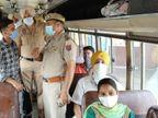 सरकार का तर्क- संक्रमण रोकने के लिए उठाया कदम; हकीकत- बाहरी राज्यों से इलाज के लिए मरीज पंजाब नहीं आ सकेंगे|जालंधर,Jalandhar - Dainik Bhaskar