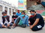पड़ोसी युवक ने आपत्तिजनक वीडियो शेयर करने की दी धमकी तो छत से कूद गई युवती|मुंगेर,Munger - Dainik Bhaskar