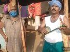 वन विभाग के कर्मचारी तमूरा बजाकर छत्तीसगढ़ी गीत से दे रहे संदेश; संक्रमण से बचने के लिए वैक्सीनेशन जरूर कराओ छत्तीसगढ़,Chhattisgarh - Dainik Bhaskar