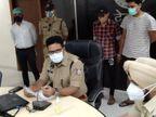 25 से 50 हजार तक में बेच रहे थे रेमडेसिविर इंजेक्शन; निजी अस्पताल के मेल-फिमेल नर्स के साथ मेडिकल संचालक गिरफ्तार|देवास,Dewas - Dainik Bhaskar