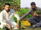 दिल्ली के रहने वाले दो भाइयों ने नौकरी छोड़ 200 किसानों का नेटवर्क बनाया, अब सालाना 70 लाख पहुंचा टर्नओवर, 40 को रोजगार भी दिया|DB ओरिजिनल,DB Original - Dainik Bhaskar