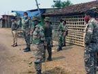 बोकारो के सब्जी मंडी में कोविड गाइड लाइन का पालन कराने पहुंची पुलिस पर हमला, सब्जी विक्रेताओं ने किया पथराव; SI जख्मी|झारखंड,Jharkhand - Dainik Bhaskar