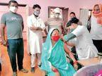 शहर के 10 रेड जोन से मार्च में निकले 36% केस अब यहां नए संक्रमितों की संख्या साढ़े 3 फीसद ही|रायपुर,Raipur - Dainik Bhaskar