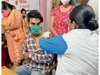 आज सेक्टर-12, राजीव कॉलोनी और सेक्टर-13/17 समेत कुल 13 सेंटराें पर 18 साल से ज्यादा उम्र वालों काे लगेंगे टीके|पानीपत,Panipat - Dainik Bhaskar