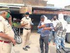 अब सड़कों पर फालतू घूमने निकले तो पुलिस करवाएगी आरटीपीसीआर जांच, 15 दिन तक रहना होगा क्वारेंटाइन|जोधपुर,Jodhpur - Dainik Bhaskar