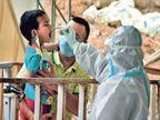 झारखंड में हर 100 सैंपल की जांच में 18 व्यक्ति मिल रहे काेराेना संक्रमित|रांची,Ranchi - Dainik Bhaskar