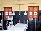 रायपुर में ऑक्सीजन सपोर्ट वाले 2170 बेड में से 1150 खाली, आईसीयू में भी 374 बेड उपलब्ध|रायपुर,Raipur - Dainik Bhaskar