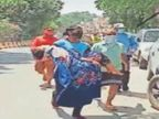 20 साल की युवती पढ़ाई से थी परेशान, परिजनों ने बॉडी जमीन पर रखी, पुलिस को आंखों में दिखाई दी हरकत तो ले गए अस्पताल|जालंधर,Jalandhar - Dainik Bhaskar