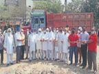फर्जीवाड़ा के चलते 2 अस्पतालों की जांच में मिले 9 फर्जी मरीज, पहली बार 713 संक्रमित, 8 लोगों की मौत|जालंधर,Jalandhar - Dainik Bhaskar