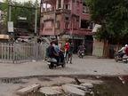 स्टेशन से शहर में घुस रहे संक्रमित लोग, फैला रहे कोरोना|मुरैना,Morena - Dainik Bhaskar