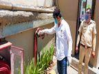 उदयपुर के अस्पतालों का फायर फाइटर्स ने किया औचक निरीक्षण, लापरवाही पर अस्पताल प्रबंधन को थमाया नोटिस|उदयपुर,Udaipur - Dainik Bhaskar