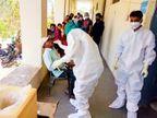 उदयपुर में हर घंटे 45 व्यक्ति हो रहे संक्रमित, जबकि हर दिन जा रही 11 मरीजों की जान, कुल संक्रमित मरीजों की संख्या पहुंची 37 हजार पार|उदयपुर,Udaipur - Dainik Bhaskar