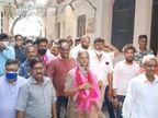जालंधर में लक्की ड्रॉ से चुना गया नगर कौंसिल प्रधान व उपप्रधान, अकाली दल व कांग्रेस के बराबर वोट होने के बाद निकाली गई पर्ची|जालंधर,Jalandhar - Dainik Bhaskar