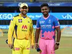 अगले 7 दिनों में CSK के 3 मैच, बॉलिंग कोच बालाजी के संक्रमित होने के बाद राजस्थान के खिलाफ मुकाबला टल सकता है|IPL 2021,IPL 2021 - Dainik Bhaskar