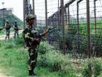 भारतीय सीमा में घुसपैठ की कोशिश नाकाम; BSF जवानों ने ढेर किया पाकिस्तानी, चप्पा-चप्पा खंगाला|पंजाब,Punjab - Dainik Bhaskar