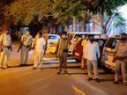 शाम होते-होते प्रिंसिपल ऑफिस से लेकर हथुआ वार्ड तक हुई ताबड़तोड़ फायरिंग, लड़की और युवक को लगी गोली|पटना,Patna - Dainik Bhaskar