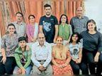 7 सदस्य पॉजिटिव हुए, जसवंत बोले- घबराने से इम्युनिटी पावर कम हो जाती है, कोरोना को हराना है तो लड़ना सीखो|पानीपत,Panipat - Dainik Bhaskar