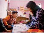 महामारी में 6.4 करोड़ महिलाओं ने नौकरी गंवाई, स्कूल बंद हैं तो बच्चों की देखभाल में भी 5 घंटे ज्यादा बिता रहीं|विदेश,International - Dainik Bhaskar