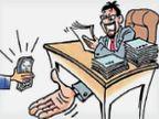 एसीबी ने 2 माह में 13 अधिकारियों-कर्मचारियों को घूस लेते पकड़ा, 15 के खिलाफ चालान पेश किए|कोटा,Kota - Dainik Bhaskar