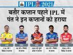 बतौर कप्तान पहले ही सीजन में 9 खिताब जीत चुके टॉप-3 कप्तानों को हराया; शॉ और आवेश जैसे यंगस्टर्स पर भरोसा जताना फायदेमंद रहा|IPL 2021,IPL 2021 - Dainik Bhaskar