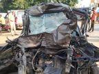 पिता का इलाज करा हॉस्पिटल से घर लौट रहे बेटे की रांची में सड़क दुर्घटना में मौत, 3 दिन से पिता हॉस्पिटल में एडमिट हैं|रांची,Ranchi - Dainik Bhaskar