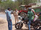 पुलिस-प्रशासन के प्रयासों से जागरूक बन रहे लोग, मास्क व सोशल डिस्टेंसिंग बनें दिनचर्या के अंग|दौसा,Dausa - Dainik Bhaskar