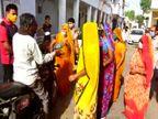 उदयपुर में दूषित पानी की सप्लाई के बाद लाइनमैन से भिड़ी महिलाएं, कहा- तुम्हारी वजह से गटर का पानी पीने को मजबूर|उदयपुर,Udaipur - Dainik Bhaskar